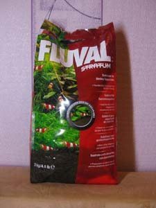 особенности запуска на грунте fluval