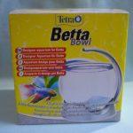 Аквариум для рыбки петушка Tetra Betta Bowl