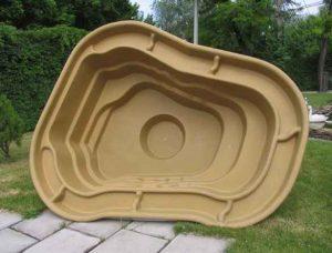 форма для пруда